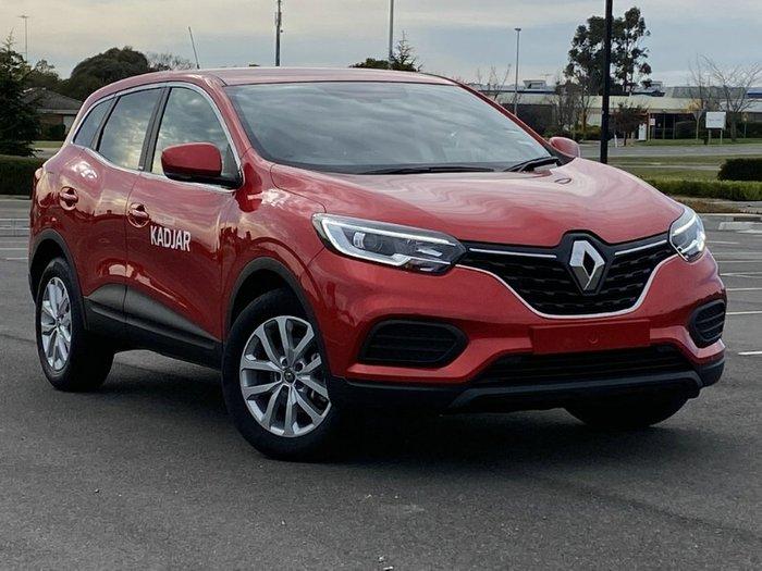 2019 Renault Kadjar Life Lite XFE FLAME RED