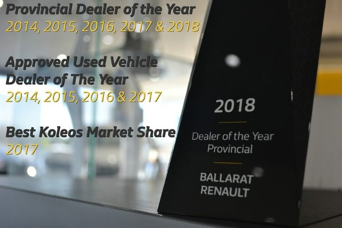2019 Renault Kadjar Life Lite XFE DIAMOND BLACK