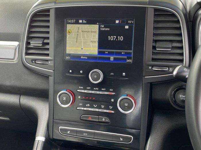 2020 Renault Koleos Zen HZG MY20 GREY METALLIC