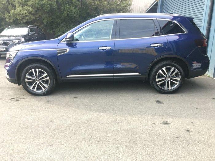 2020 Renault Koleos Zen HZG MY20 MEISSEN BLUE