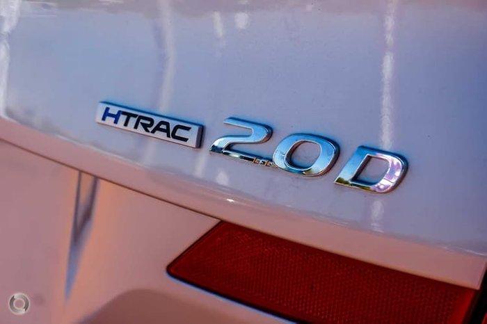 2020 Hyundai Tucson Elite TL3 MY20 4X4 On Demand Silver