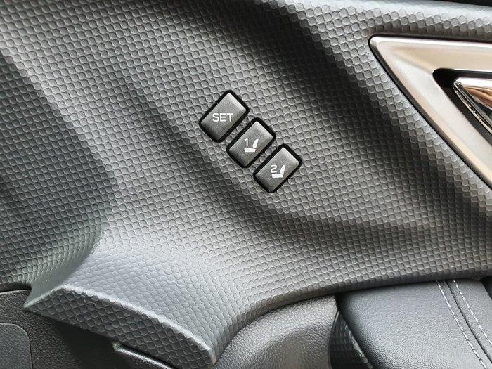 2020 Subaru Forester 2.5i Premium S5 MY20 Four Wheel Drive Black