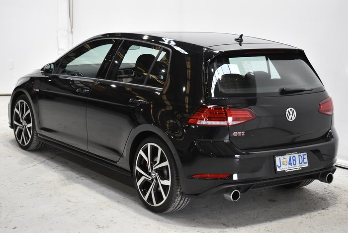 2018 Volkswagen Golf GTI 7.5 MY18 Black