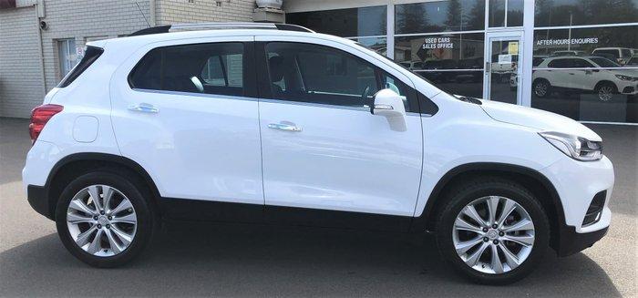 2019 Holden Trax LTZ TJ MY20 White