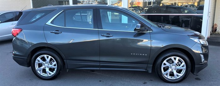 2019 Holden Equinox LT EQ MY18 Grey