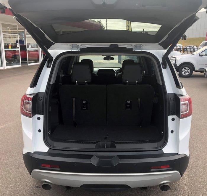 2019 Holden Acadia LTZ AC MY19 White