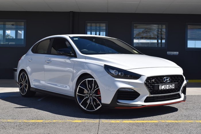 2019 Hyundai i30 N Performance
