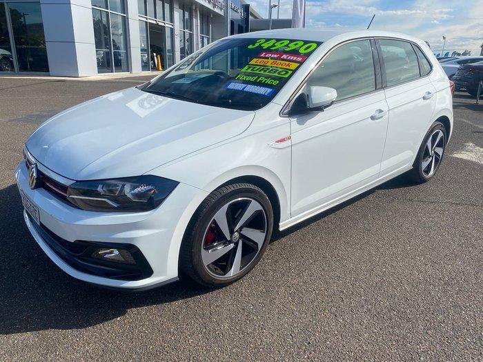 2019 Volkswagen Polo GTI AW MY19 White