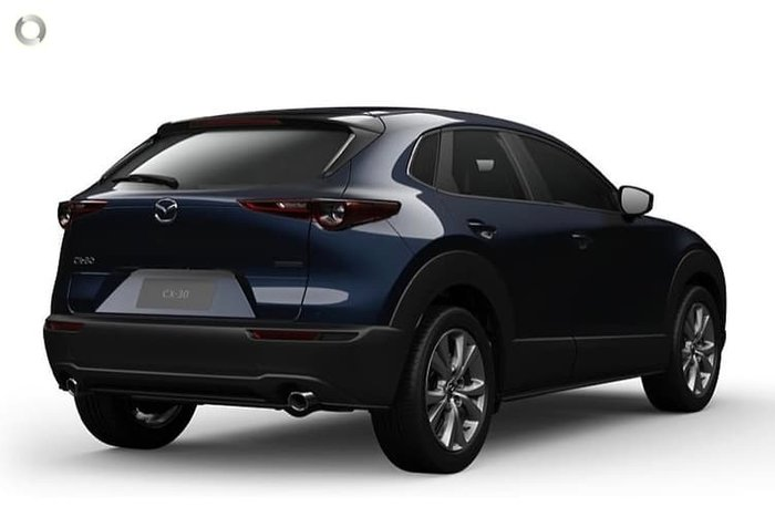 2020 Mazda CX-30 G20 Evolve DM Series Blue