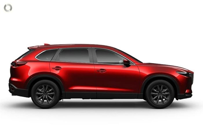 2020 Mazda CX-9 Sport TC 4X4 On Demand Red