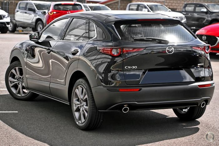 2020 Mazda CX-30 G25 Touring DM Series Black