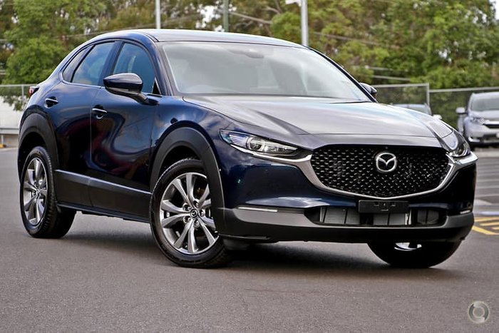 2020 Mazda CX-30 G20 Astina DM Series Blue
