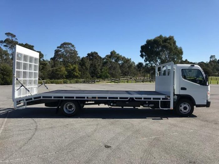 2020 FUSO CANTER 918 WIDE FECX1KR4SFAD null null White