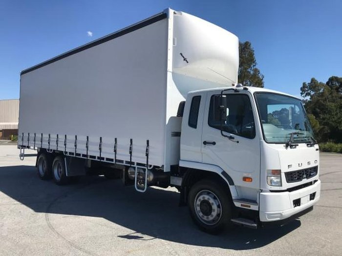2021 FUSO FIGHTER 2427 FN63FU2RFAM