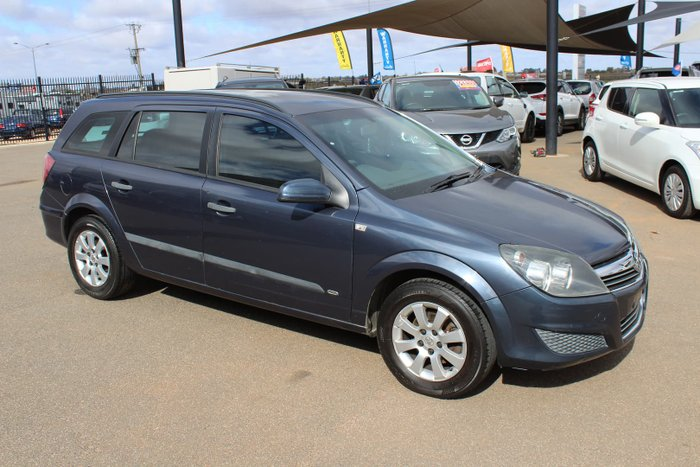 2008 Holden Astra 60th Anniversary AH MY08.5 Blue
