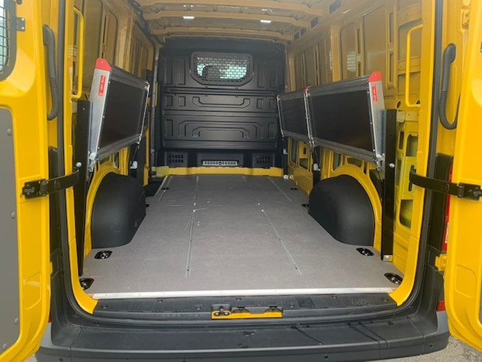 2018 Volkswagen Crafter 35 TDI410 SY1 MY19 Yellow