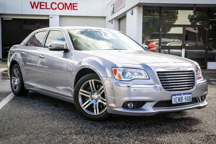 2014 Chrysler 300 C Luxury LX MY14 Grey