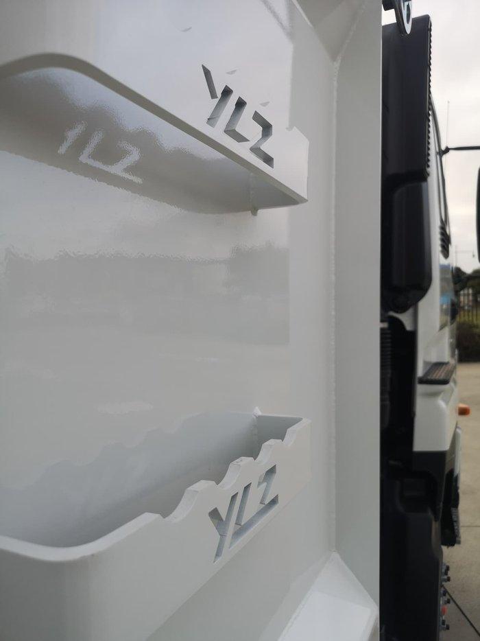 2021 Isuzu GIGA White