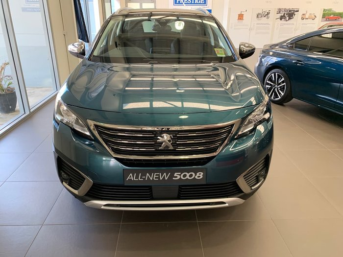 2018 Peugeot 5008 Crossway P87 MY18 Green