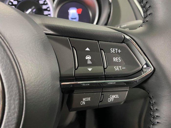 2020 Mazda CX-9 Sport TC Red