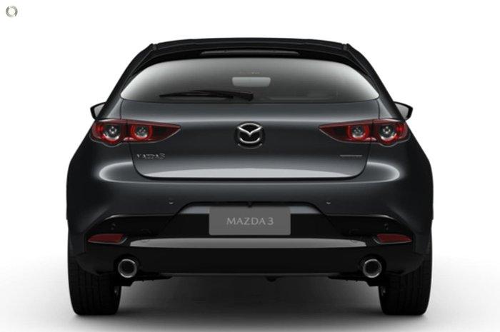 2020 Mazda 3 X20 Astina BP Series Grey