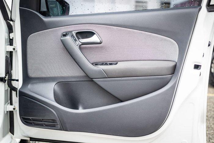 2014 Volkswagen Polo GTI 6R MY15 White