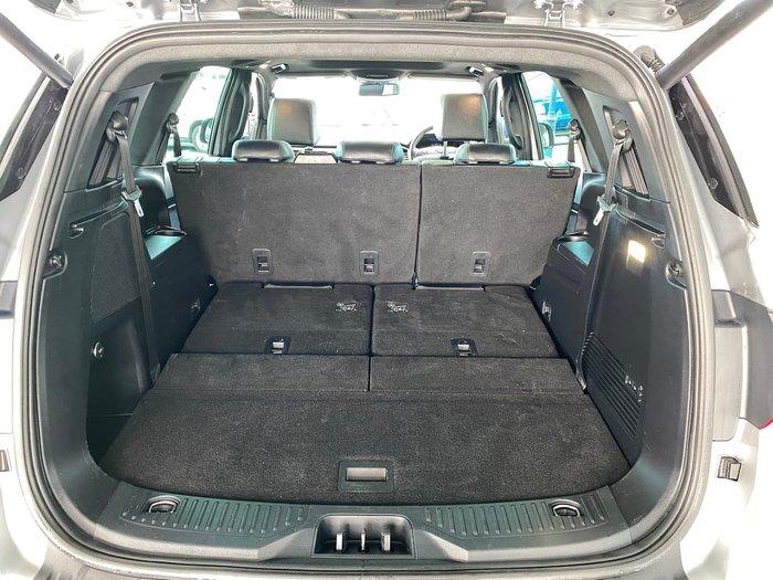 2019 Ford Everest Titanium UA II MY19.75 4X4 Dual Range Silver