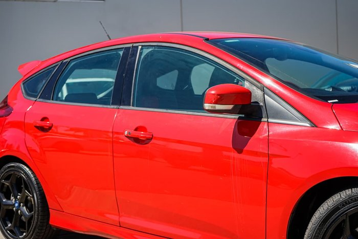 2012 Ford Focus ST LW MKII Red