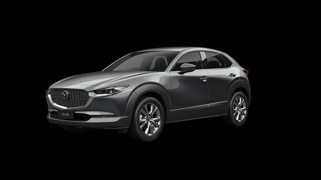 2020 Mazda CX-30 G20 Astina DM Series Machine Grey