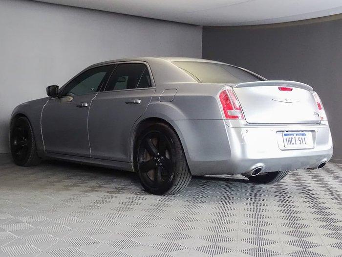 2013 Chrysler 300 S LX MY13 Silver