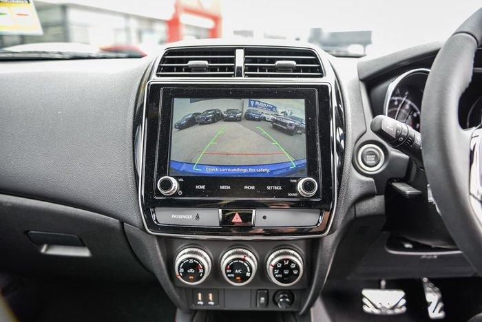 2020 Mitsubishi ASX GSR XD MY20 Blue