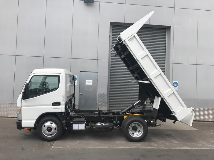 2020 FUSO CANTER 615 FACTORY TIPPER MANUAL null null White
