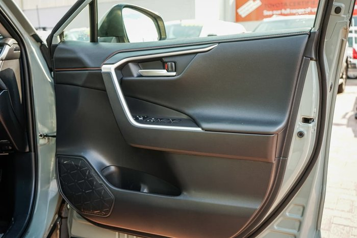 2019 Toyota RAV4 Edge AXAA54R 4X4 On Demand Green