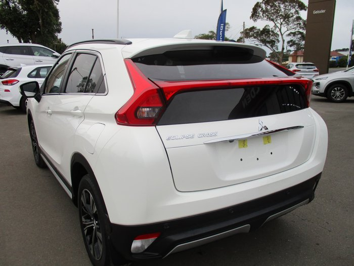2019 Mitsubishi Eclipse Cross LS YA MY19 White