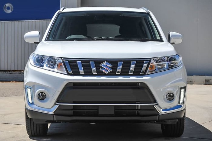 2020 Suzuki Vitara LY Series II White