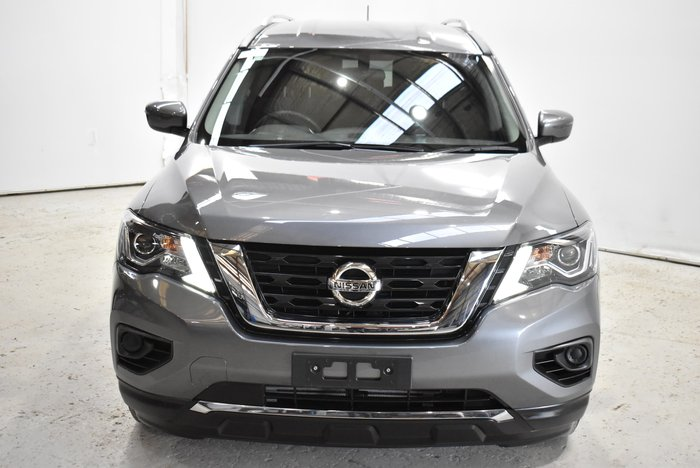 2018 Nissan Pathfinder ST+ R52 Series III MY19 Grey