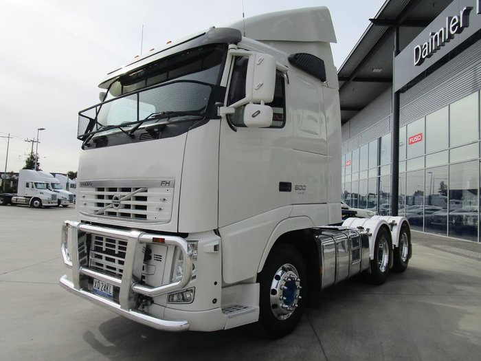 2011 VOLVO FH500 null null WHITE