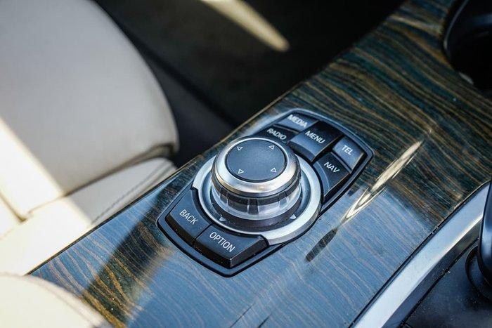 2013 BMW X3 xDrive20d F25 MY13 4X4 Constant Black