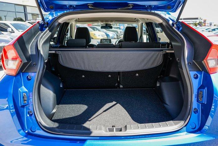 2020 Mitsubishi Eclipse Cross LS YA MY20 Blue