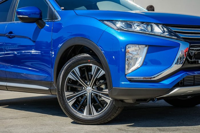 2020 Mitsubishi Eclipse Cross LS YA MY20 Blue