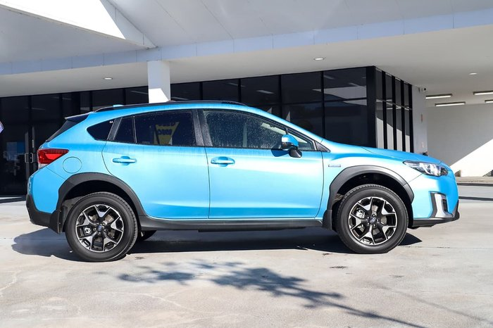 2019 Subaru XV Hybrid G5X MY20 Four Wheel Drive Blue