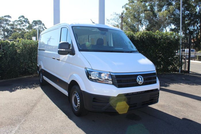 2019 Volkswagen Crafter 35 TDI410 SY1 MY20 White
