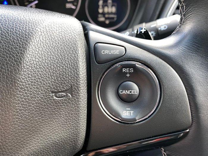 2018 Honda HR-V RS MY18 Orange