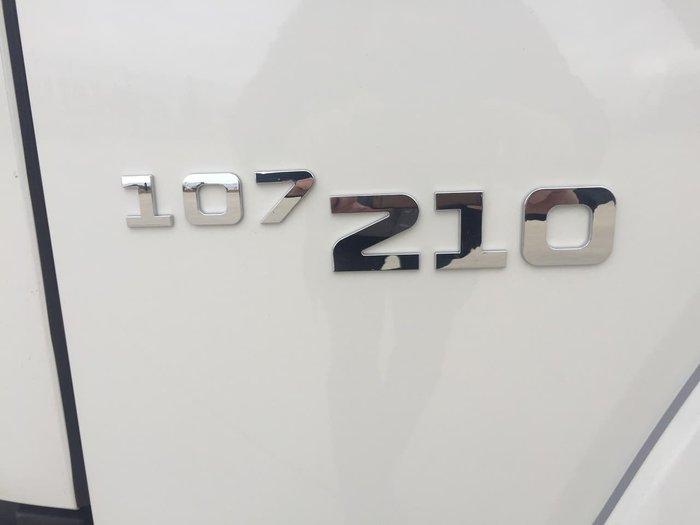 2020 Isuzu FRR 107-210 TIPPER WHITE