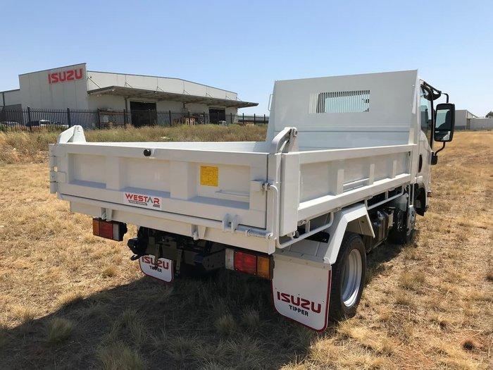 2020 Isuzu NLR 45-150 MANUAL TIPPER WHITE