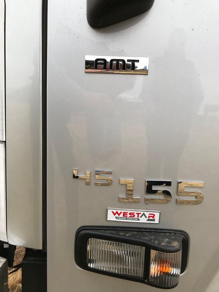 2020 Isuzu NPR 45-155 MWB AMT TRADE PACK Silver
