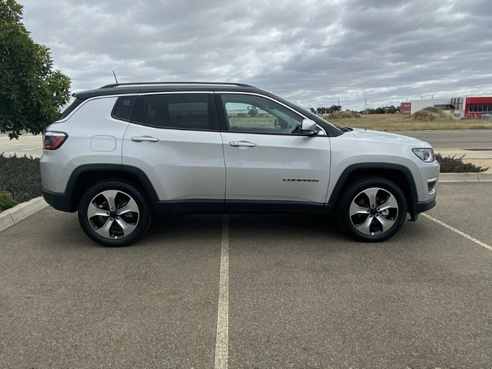 2018 Jeep Compass Limited M6 MY18 4X4 On Demand MINIMAL GREY