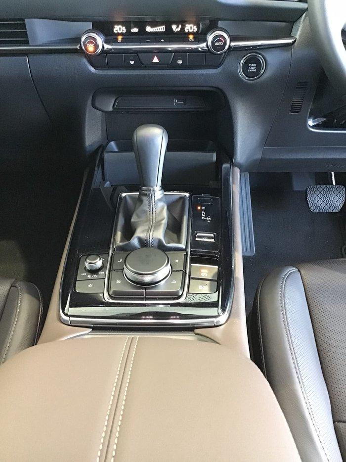 2020 Mazda CX-30 G25 Touring DM Series Silver