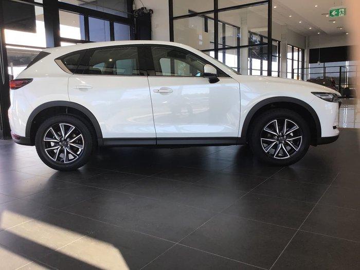 2020 Mazda CX-5 GT KF Series 4X4 On Demand White