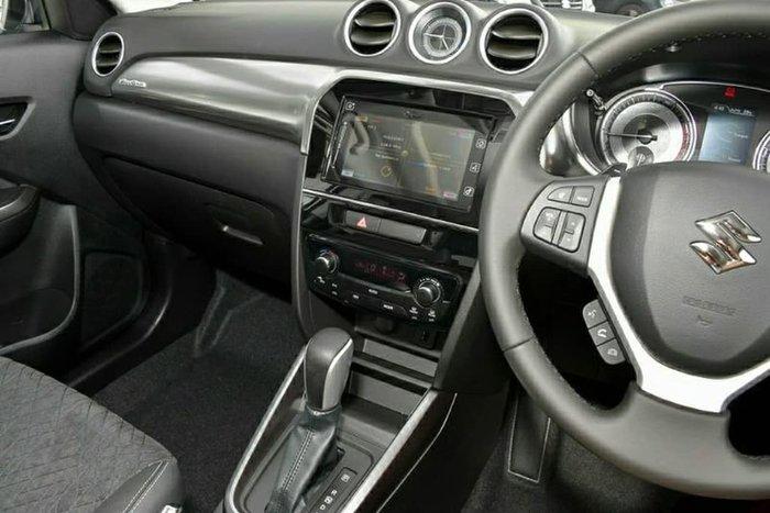 2020 Suzuki Vitara Turbo LY Series II Cool White